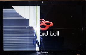 ecran-portable-casse-packard-bell